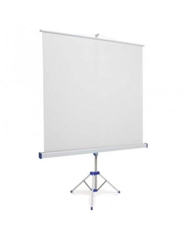 ORAY Ecran Portable et Trepied Byron MAT200 X 200 cm - Blanc (TRE01B1200200)