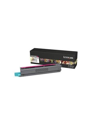 Lexmark C925H2MG Cartouche 7500pages magenta cartouche toner et laser
