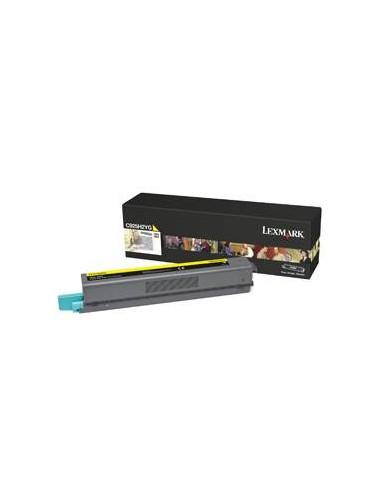 Lexmark C925H2YG Cartouche 7500pages Jaune cartouche toner et laser