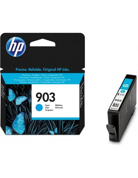HP 903 cartouche d'encre cyan conçue par