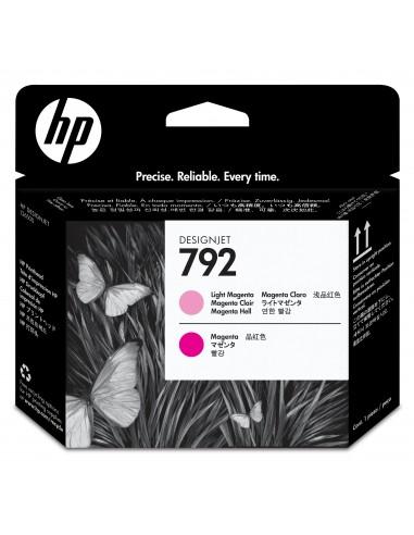 HP 792 tête d'impression Latex magenta magenta clair