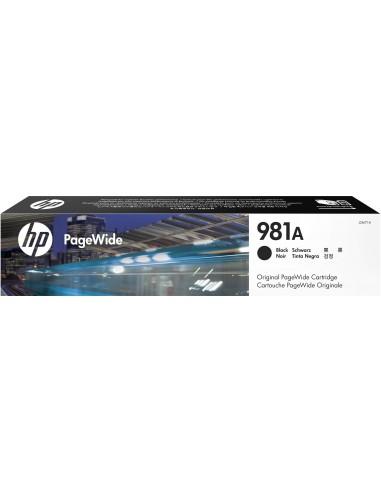HP 981A cartouche PageWide Noir authentique