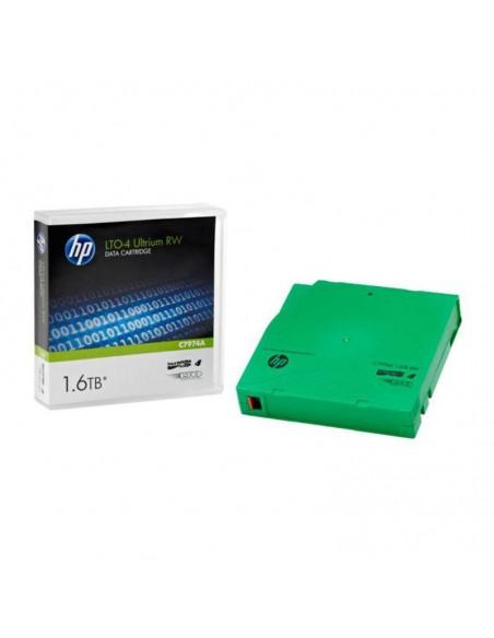 HP LTO4 Ultrium 1.6TB RW Data (C7974A)