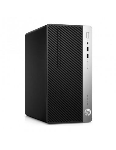 HP 400G4 MT i3-7100 4GB 500GB W8.1dgW7P64 +Ecran (1QM45EA)