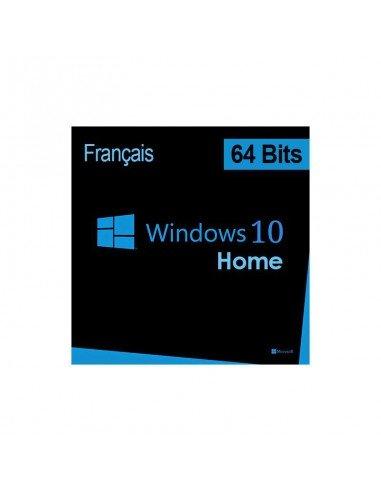 MS Win Home 10 64Bit French 1pk DSP OEI DVD (KW9-00145)