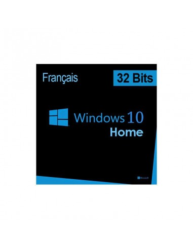 MS Win Home 10 Win32 French 1pk DSP OEI DVD (KW9-00177)