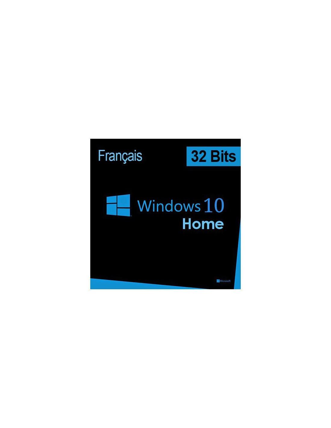 Windows Home  Bit French  Pk