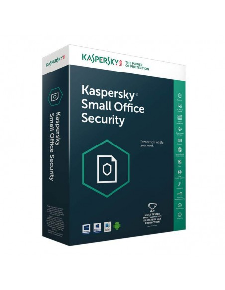 Kaspersky Small Office Security 5.0 - 1 server + (KL4533XBEFS-MAG)