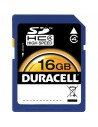 DURACELL Carte Micro SD CL4 16GB (DU-SD-16GB-R)