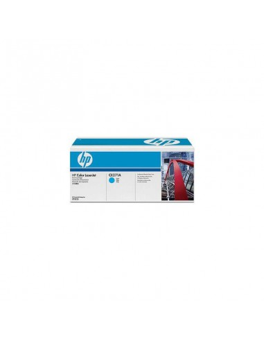 HP 650A toner LaserJet cyan authentique