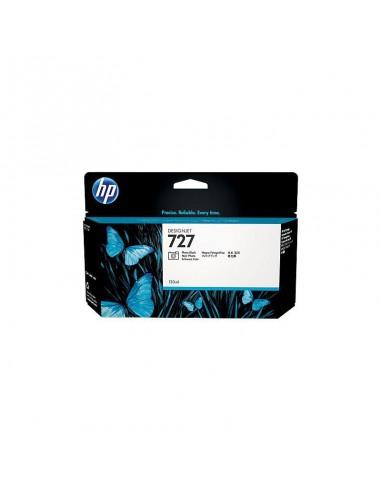 HP 727 cartouche d'encre Designjet noire photo, 130 ml
