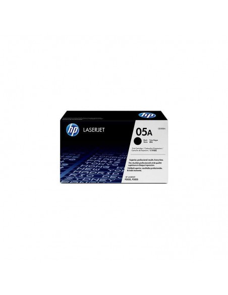 HP 05A toner LaserJet noir authentique