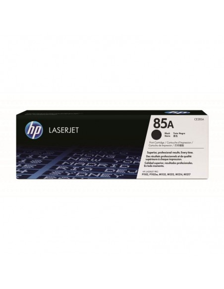 HP 85A toner LaserJet noir authentique