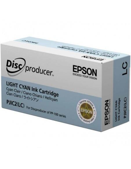 Epson Cartouche d encre cyan clair PP-100 (C13S020448)