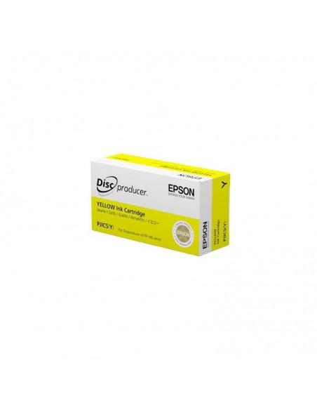 Cartouche d encre jaune PP-100 (PJIC5) (C13S020451)
