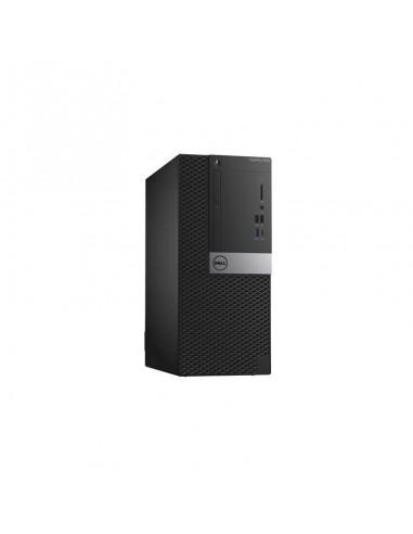 Dell Opti 7050 MT/Core i7-7700/4GB/1TB/Intel HD 63 (S028O7050MTEDB)