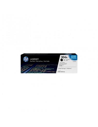 HP 304A pack de 2 toners LaserJet noir authentiques