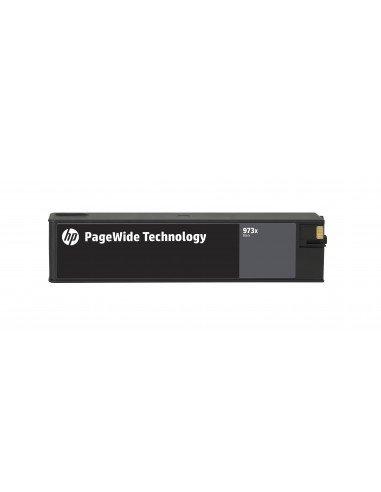 HP 973X cartouche PageWide Noir grande capacité authentique