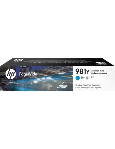 HP 981X cartouche PageWide Noir grande capacité authentique