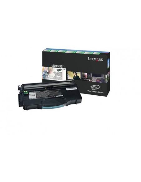 Lexmark 12016SE Laser cartridge 2000pages Noir cartouche toner et laser
