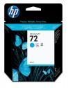 HP 72 cartouche d'encre DesignJet cyan, 69 ml