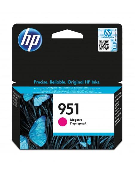 HP Cartouche authentique d'encre magenta 951