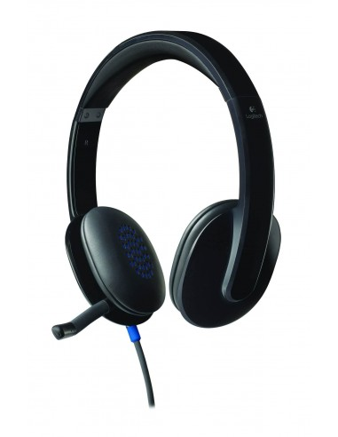 Logitech H540 Binaural Bandeau Noir Casque audio