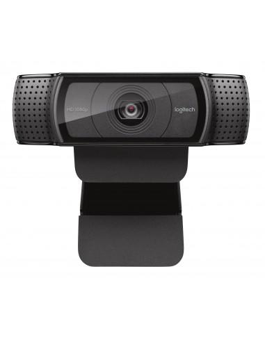 Logitech C920 15MP 1920 x 1080pixels USB 2.0 Noir webcam