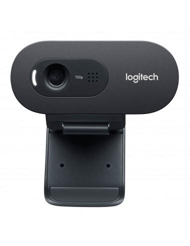 Logitech C270 3MP 1280 x 720pixels USB 2.0 Noir webcam