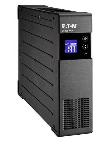 Eaton Ellipse PRO 1600 FR 1600VA 8sortie(s) CA Rack Tour Noir alimentation d'énergie non interruptible