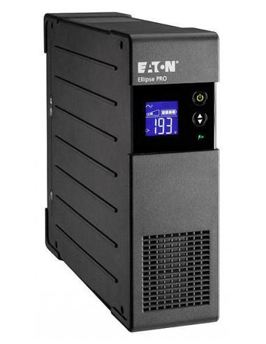 Eaton Ellipse PRO 850 FR 850VA 4sortie(s) CA Rack Tour Noir alimentation d'énergie non interruptible