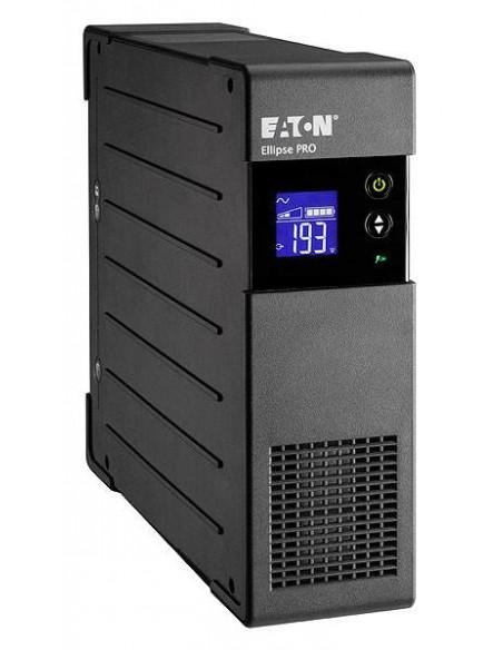 Eaton Ellipse PRO 850 FR 850VA 4sortie(s) CA Rack/Tour Noir alimentation d'énergie non interruptible