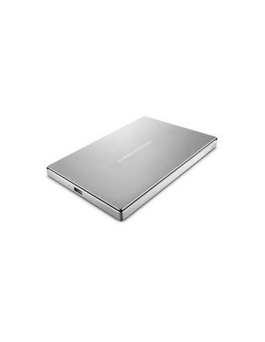 LaCie STFD1000400 1000Go Argent disque dur externe