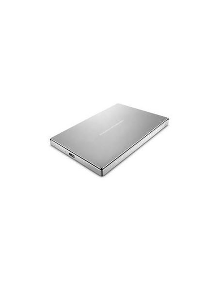 LaCie STFD2000400 2000Go Argent disque dur externe