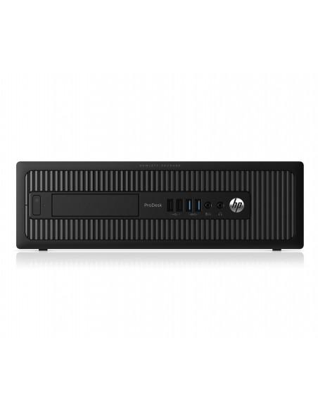 HP ProDesk 600 G2 SFF 3.7GHz i3-6100 SFF Noir PC