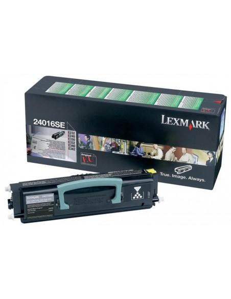 Lexmark 24016SE Laser cartridge 2500pages Noir cartouche toner et laser