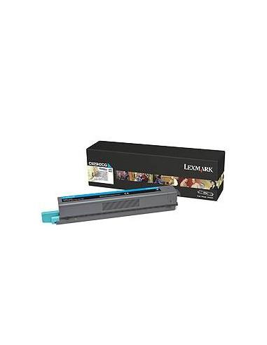 Lexmark C925H2CG Cartouche 7500pages Cyan cartouche toner et laser