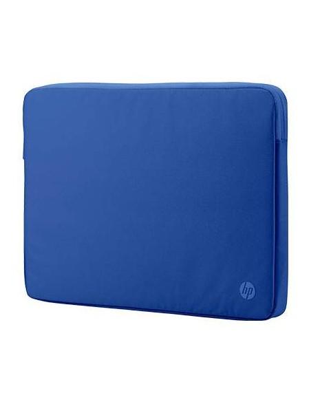 "HP K8H28AA 15.6"" Housse Bleu sacoche d'ordinateurs portables"