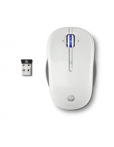 HP Souris sans fil (blanche) X3300