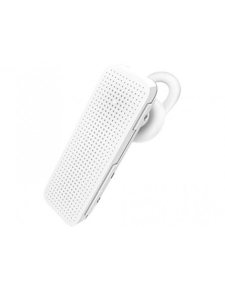 HP H3200 crochet auricullaire Monophonique Bluetooth Blanc casque et micro
