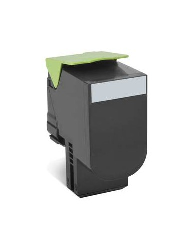 Lexmark 80C80K0 1000pages Noir cartouche toner et laser