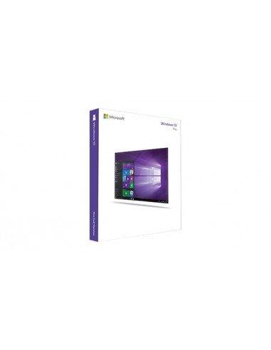 MS Win Pro 10 64Bit English 1pk DSP OEI DVD