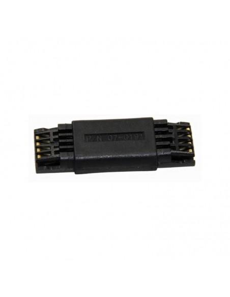 Jabra 01-0418 GN QD PLX QD Noir adaptateur et connecteur de câbles