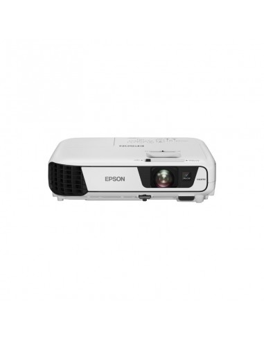 Epson EB-S31 3200 Lumen,SVGA,800x600,WiFi en option 10000 1s (V11H719040)