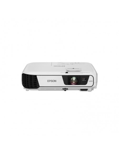 Epson EB-S31 Projecteur de bureau 3300ANSI lumens 3LCD SVGA (800x600) Blanc vidéo-projecteur