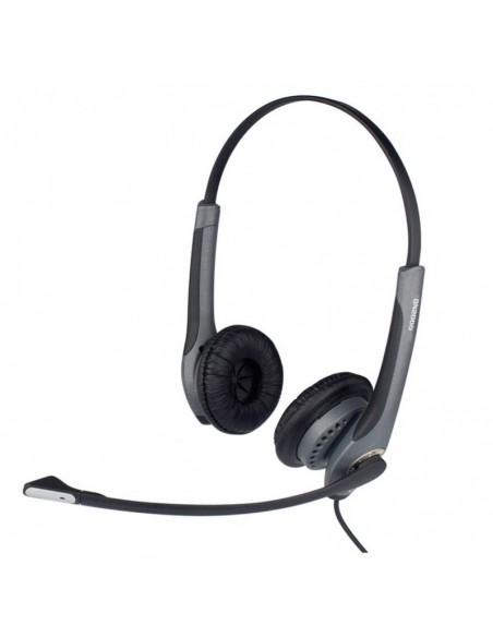 Jabra GN2000 IP Duo, NC Binaural Noir Casque audio