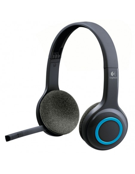 LOGITECH Wireless Headset H600 (Sucre) (981-000342)