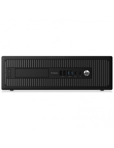 HP 600G2 SFF i3-6100 4GB 500GB DVDRW W10dgW7p64 3y (T4J53EA)