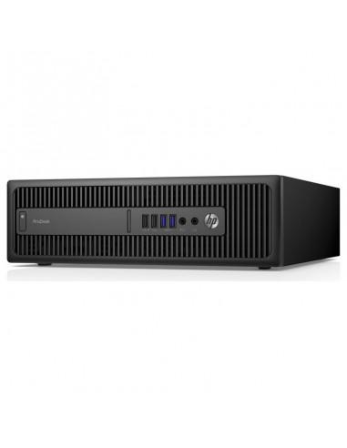 HP 600G2SFF i5-6500 4GB 500GBFreeDOS 3Yrs Wty (V6L06EA)