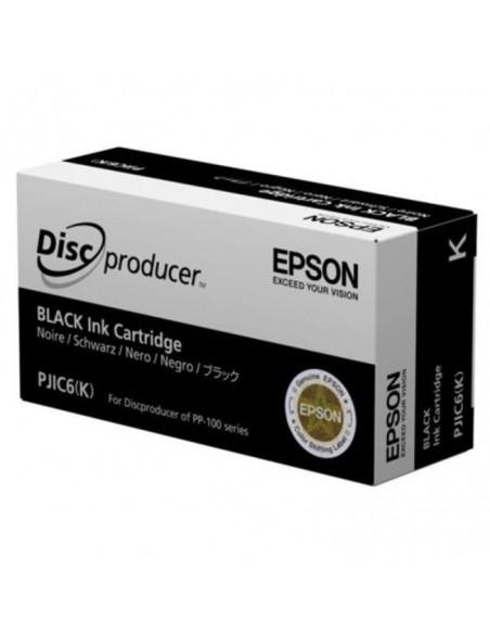 EPSON Cartouche d encre noire PP-100 (PJIC6) (C13S020452)
